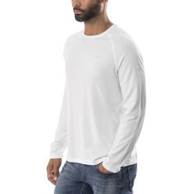 Craghoppers NosiLife Bayame Maglietta a maniche lunghe Uomo bianco